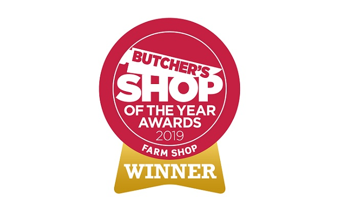 Butcher's Shop of the Year Award Winner 2019