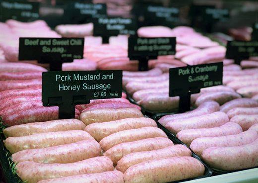 Sausages & Sausage Meat
